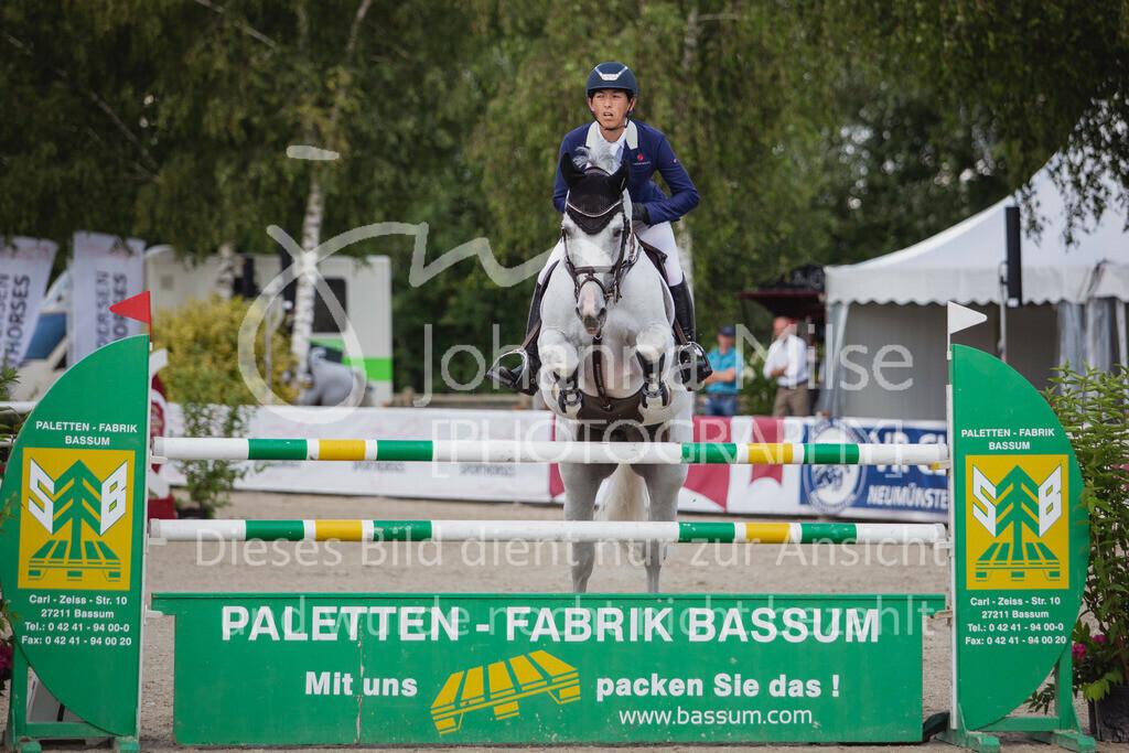 200726_Wohlde_M2-Springen-195 | Late Entry Wohlde Pedersen Sporthorses 26.07.2020 Springprüfung Kl. M** 7jährig + ält. Pferde