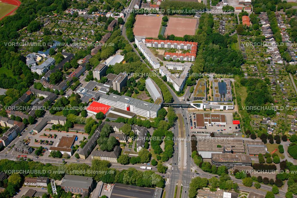 ES10058577 | Bildungspark Essen,  Essen, Ruhrgebiet, Nordrhein-Westfalen, Germany, Europa, Foto: hans@blossey.eu, 29.05.2010