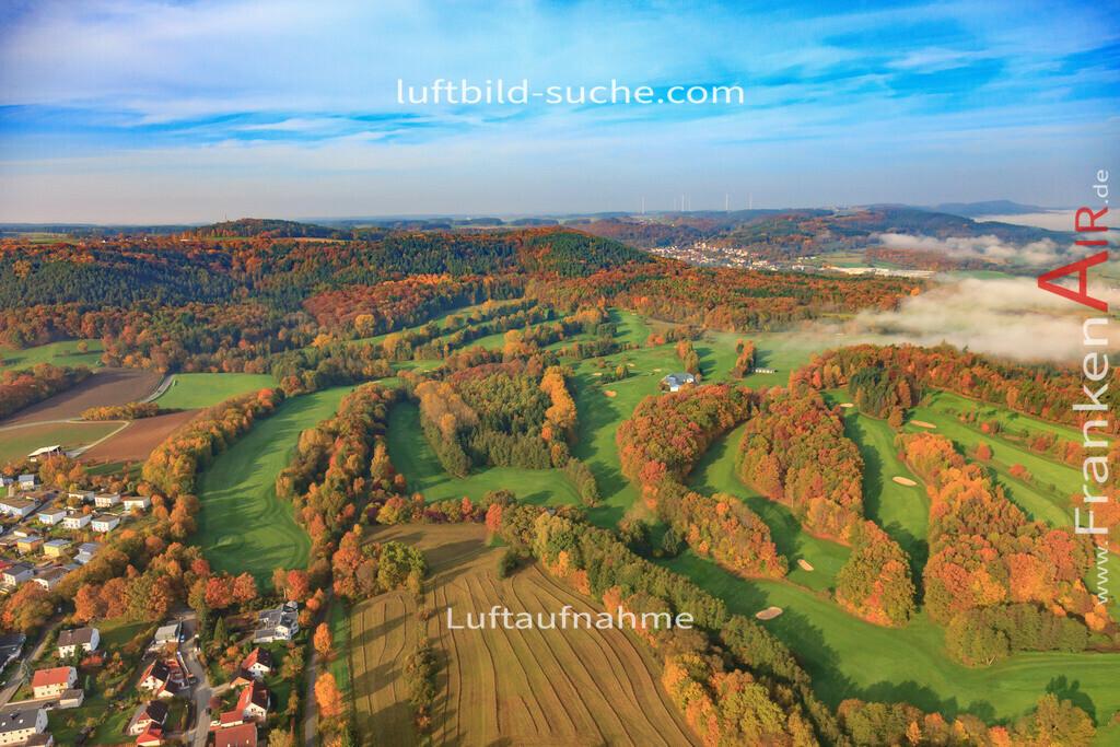 golfplatz-oberfranken-thurnau-17-6015 | Luftbild von Golfplatz-oberfranken Thurnau - Luftaufnahme wurde 2017 von https://frankenair.de mittels Flugzeug (keine Drohne) erstellt - die Geschenkidee