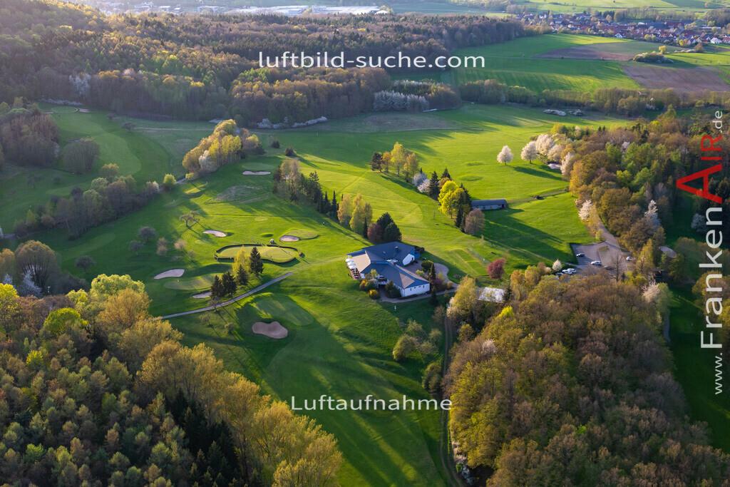 golfplatz-thurnau-18-224 | aktuelles Luftbild von Golfplatz Thurnau - Luftaufnahme wurde 2018 von https://frankenair.de mittels Flugzeug (keine Drohne) erstellt.