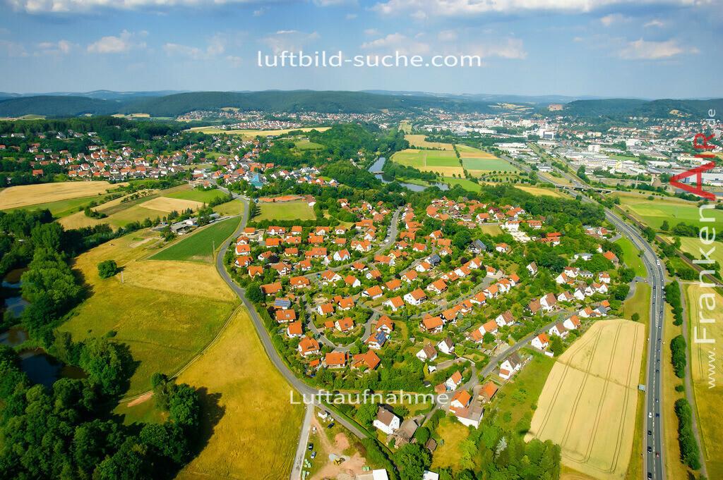 burghaig-kulmbach-2008-98 | Luftbild von Burghaig Kulmbach - Luftaufnahme wurde 2008 von https://frankenair.de mittels Flugzeug (keine Drohne) erstellt - die Geschenkidee