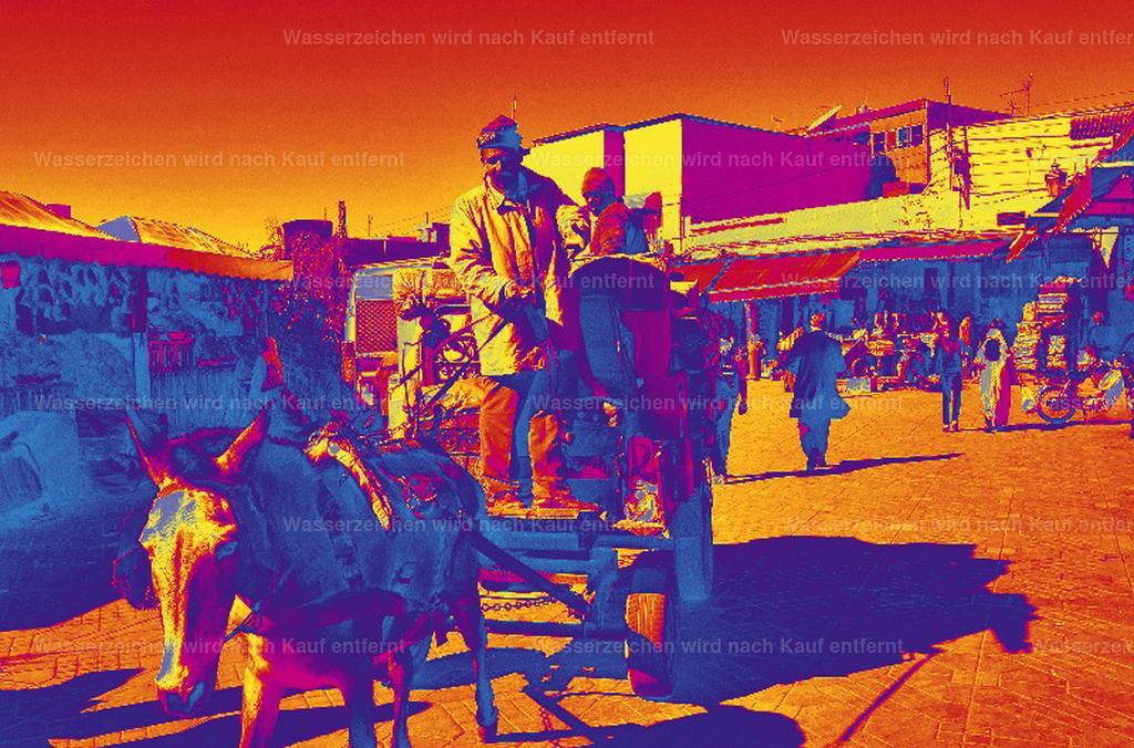 Street Action | Marokko, Marrakesch, Photokunst, Kunstwerk, wallpaper, art