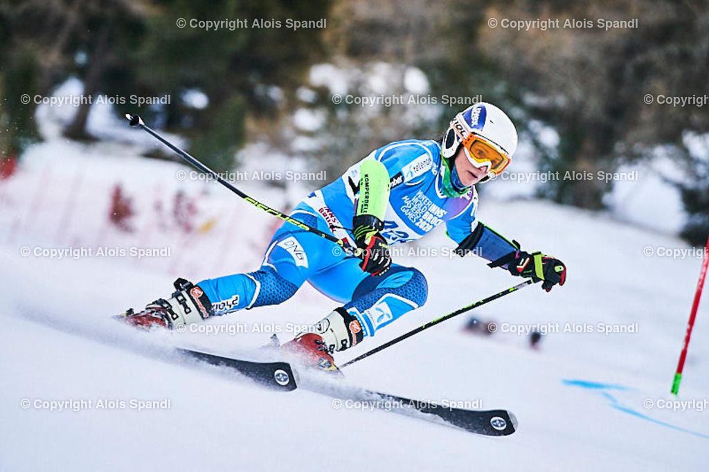 ALS5817_WWMG_GS-II_C | (C) FotoLois.com, Alois Spandl, WinterWorldMastersGames 2020 Innsbruck, Giant Slalom-II Gruppe C Damen, Patscherkofel Olympiaabfahrt, Mi 15. Jänner 2020.