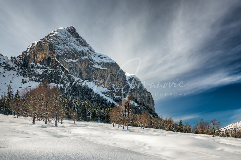 Winter im Karwendel | Bilderbuchwinter im Tiroler Karwendel