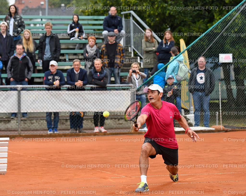 Tennis Benefiz Veranstaltung beim TEC Darmstadt 20190907 copyright by HEN-FOTO | Tennis Benefiz Veranstaltung beim TEC Darmstadt 20190907 Doppel mit Almarez copyright by HEN-FOTO Foto: Peter Henrich
