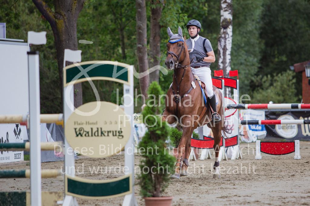 200821_Delbrück_Youngster-M-645 | Delbrück Masters 2020 Springprüfung Kl. M* Youngster Springen 6-8jährige Pferde
