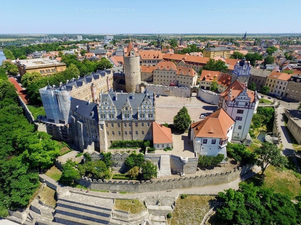 Bernburg - Schloss Bernburg