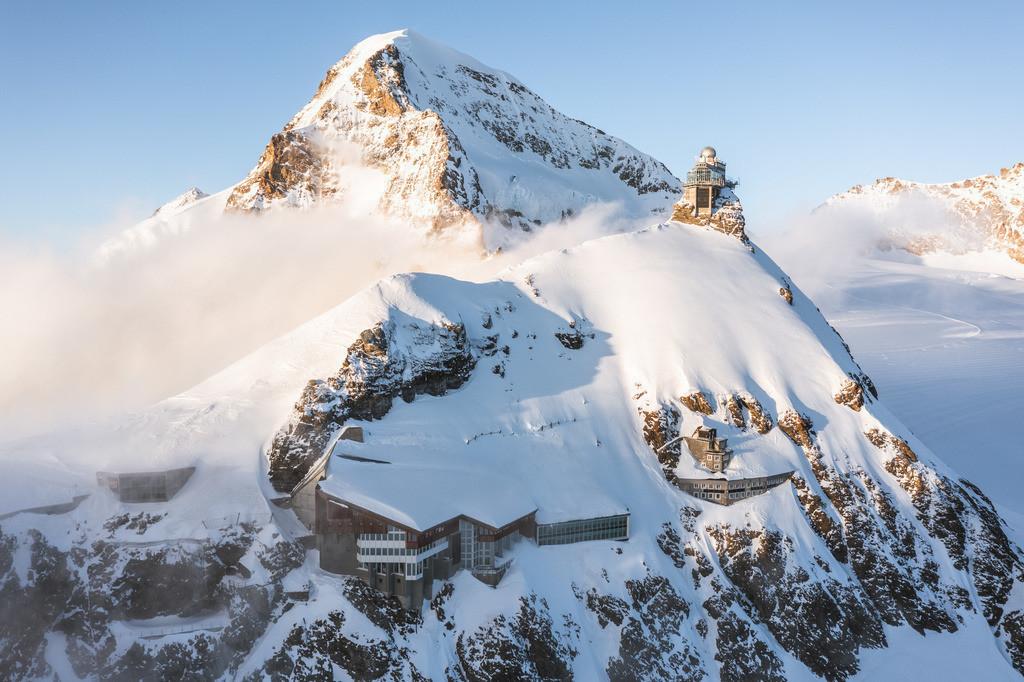 Mönch & Jungfraujoch