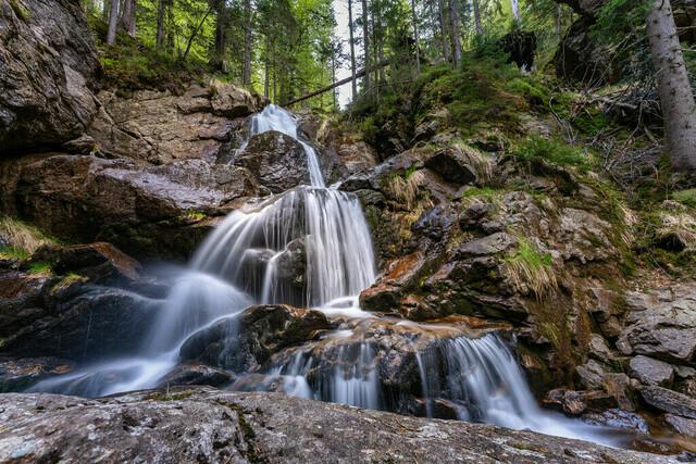 Rißlochwasserfälle | Bayerischer Wald