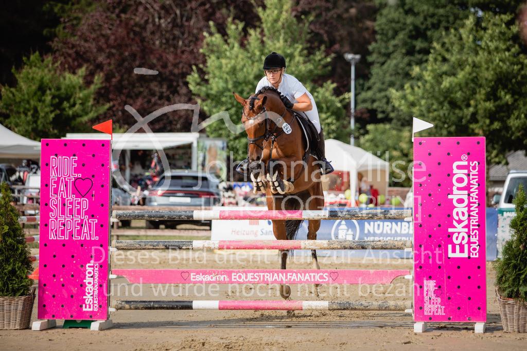 190801_BST_Springpferde-M_5-7J-416 | Braker Sommerturnier 2019 Springpferdeprüfung Kl. M* 5-7jährige Pferde