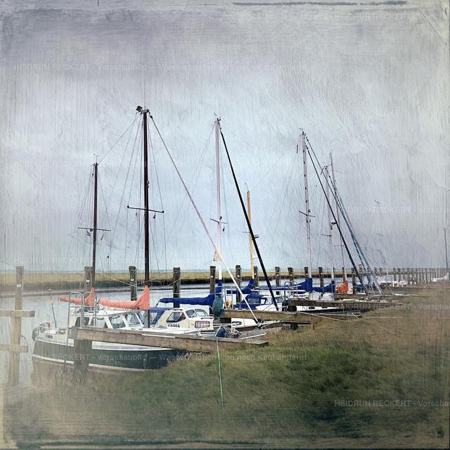 Segelboote im Süderhafen