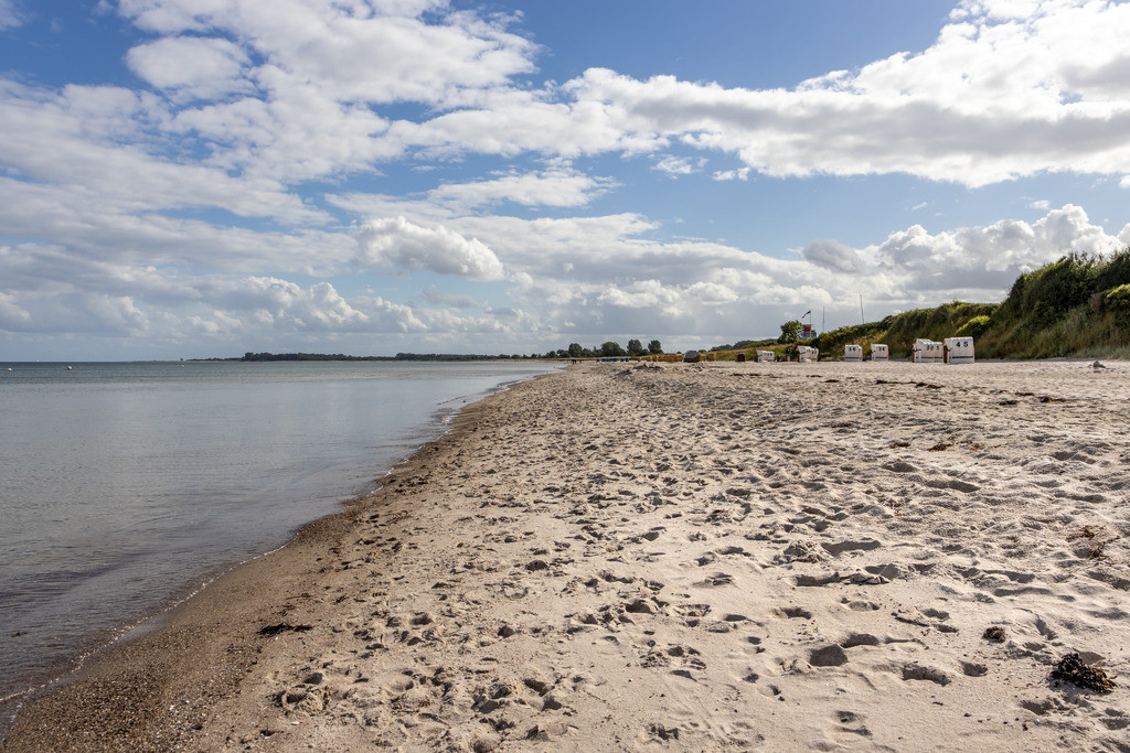 Strand in Kronsgaard | Sommer am Strand in Kronsgaard