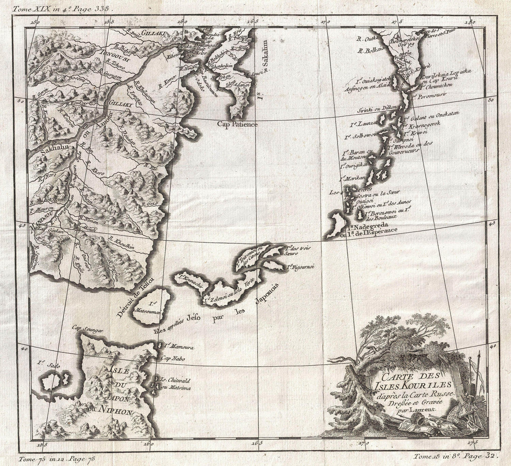 1750_Bellin_Map_of_the_Kuril_Islands