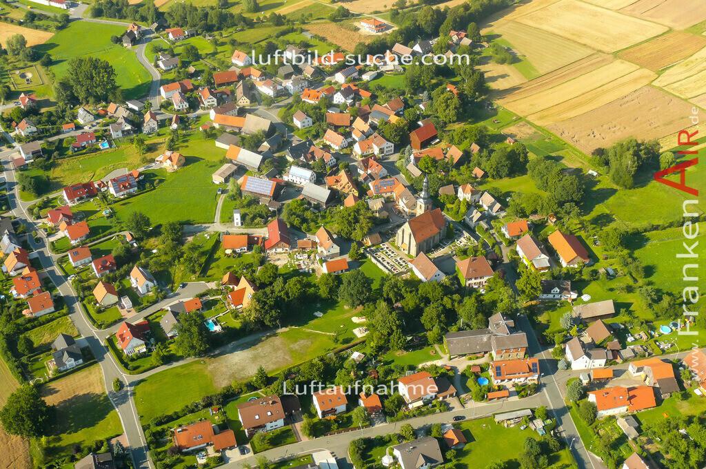 limmersdorf-thurnau-2007-147 | Luftbild von Limmersdorf Thurnau - Luftaufnahme wurde 2007 von https://frankenair.de mittels Flugzeug (keine Drohne) erstellt - die Geschenkidee