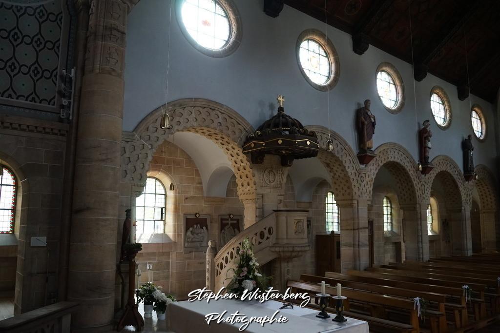 DSC04746 | Innenaufnahmen der kath. Pfarrkirche St.Sebstian in Rockenhausen