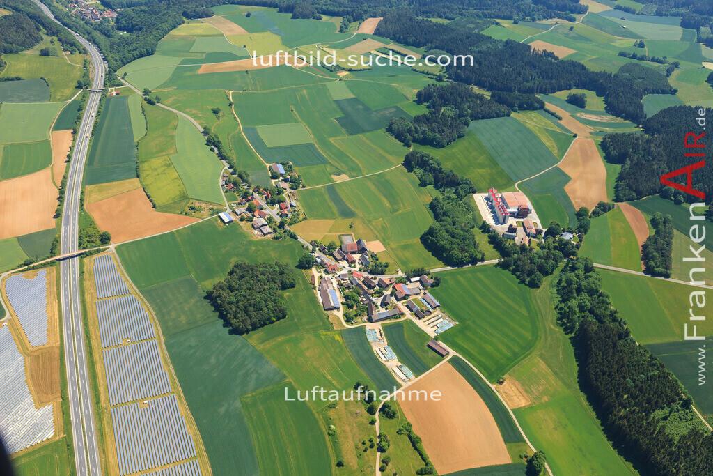 leesau-thurnau-2015-4284 | Luftbild von Leesau Thurnau - Luftaufnahme wurde 2015 von https://frankenair.de mittels Flugzeug (keine Drohne) erstellt - die Geschenkidee