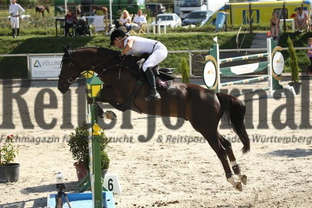 Durmersheim_2020_Amazonen-Springprfg_Kl.S_Barbara Steurer-Collee_Salt_N Pepper (20)