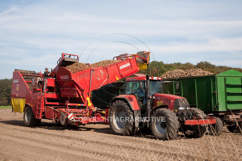 20110929-IMG_5827-ret | Ernte auf einem Kartoffelfeld - AGRARBILDER
