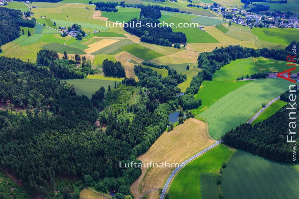 helmbrechts-2016-3677 | Luftbild von  Helmbrechts - Luftaufnahme wurde 2016 von https://frankenair.de mittels Flugzeug (keine Drohne) erstellt - die Geschenkidee