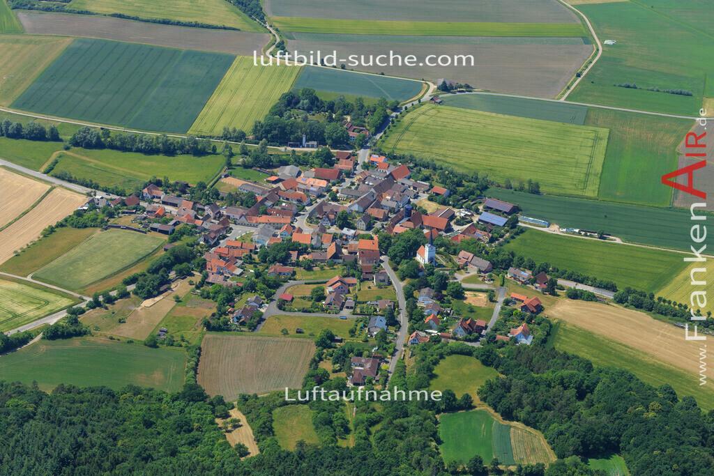deutenheim-sugenheim-2015-1388 | Luftbild von Deutenheim Sugenheim - Luftaufnahme wurde 2015 von https://frankenair.de mittels Flugzeug (keine Drohne) erstellt - die Geschenkidee