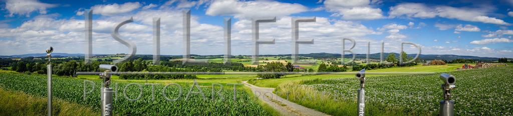 Naturschutzgebiet Doost | Aussicht OHNE Windräder...
