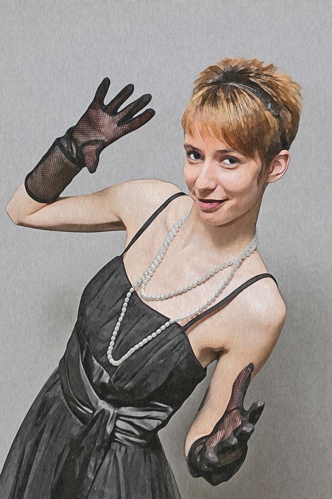 Handschuh Lady Bild 036