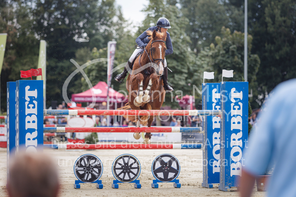 210822_Delbrueck_GroßerPreis-400 | Delbrück Masters 2021 22.08.2021 Großer Preis Springprüfung Kl. S* mit Stechen