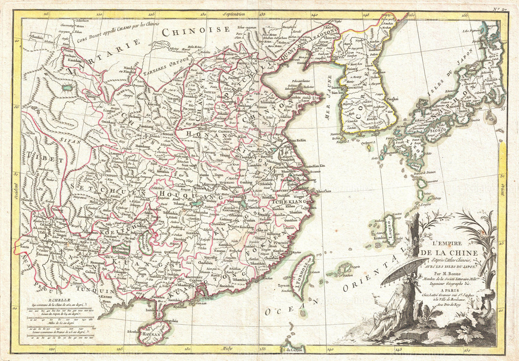 1770_Bonne_Map_of_China__Korea__Japan_and_Formosa