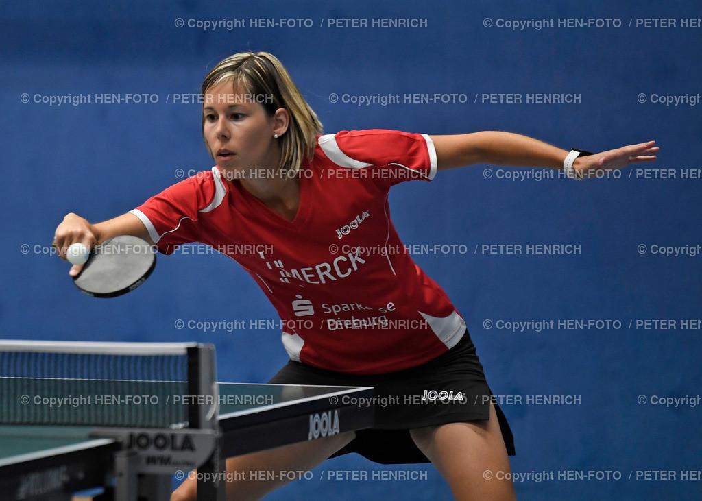 Tischtennis Damen 2021 TTV GSW - TSV Langstadt (6:2) copyright by HEN-FOTO | Tischtennis Damen Hessenliga 2021 TTV GSW - TSV Langstadt (6:2) 11.09.2021 Kathrin Sachs (L) copyright by HEN-FOTO Peter Henrich