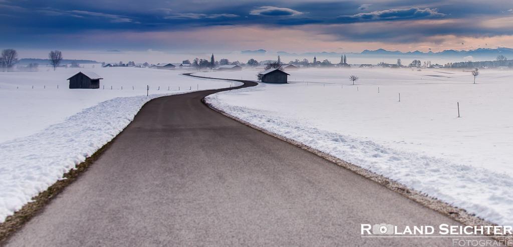 Winterstraße/Winter Road