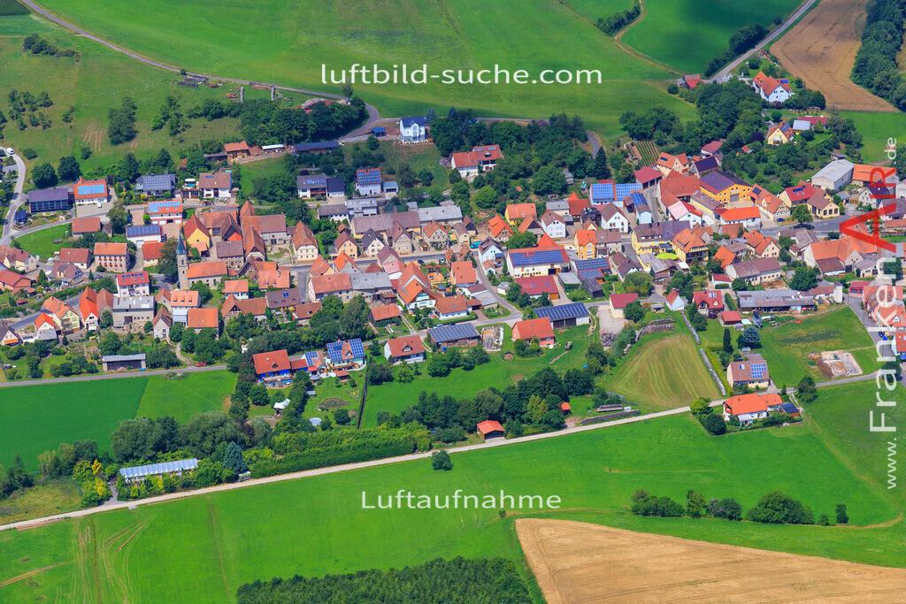 luftaufnahme-oberscheinfeld-17-4898 | Luftbild von  Oberscheinfeld - Luftaufnahme wurde 2017 von https://frankenair.de mittels Flugzeug (keine Drohne) erstellt - die Geschenkidee