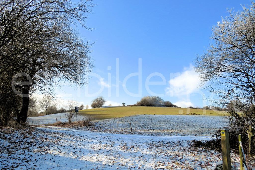 Landschaft Daun Üdersdorf | Daun Üdersdorf in der Eifel / Vulkaneifel