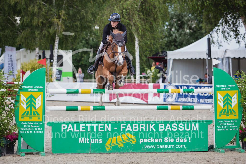 200726_Wohlde_M2-Springen-211 | Late Entry Wohlde Pedersen Sporthorses 26.07.2020 Springprüfung Kl. M** 7jährig + ält. Pferde
