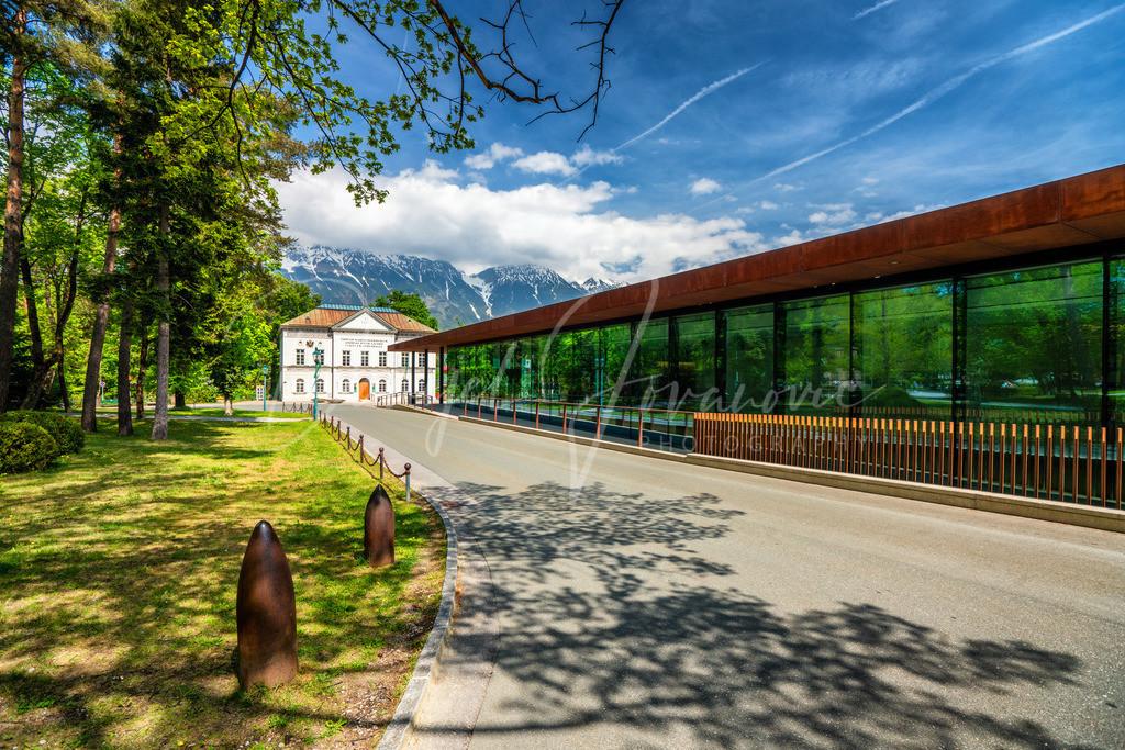 Tirol Panorama   Das Tirol Panorama Museum am Innsbrucker Bergisel