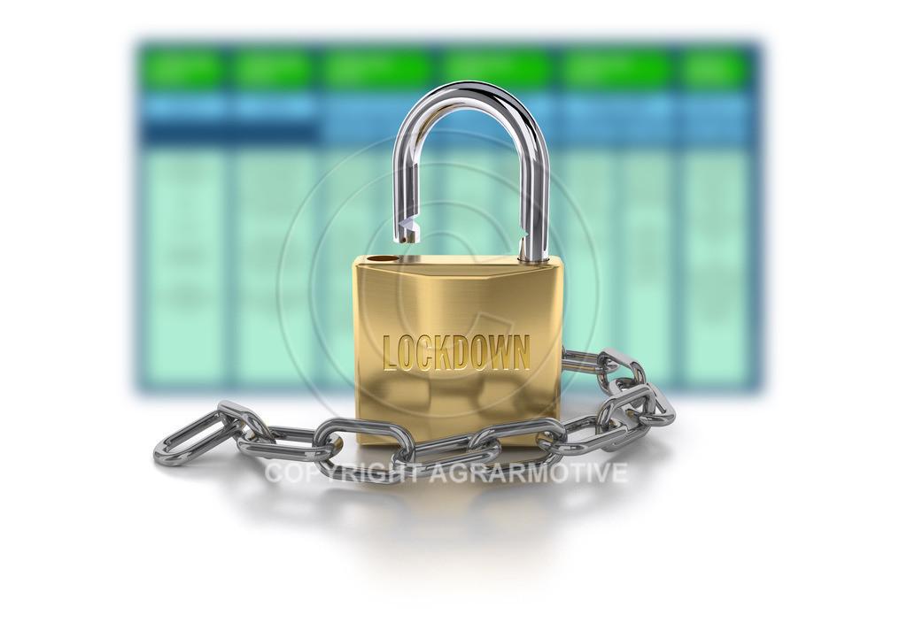 Corona_Lockdown_Lockerung_04032021_002 | Bei der Bund-Länder-Konferenz wurde eine Verlängerung des Lockdown jedoch mit ersten Lockerungen beschlossen.
