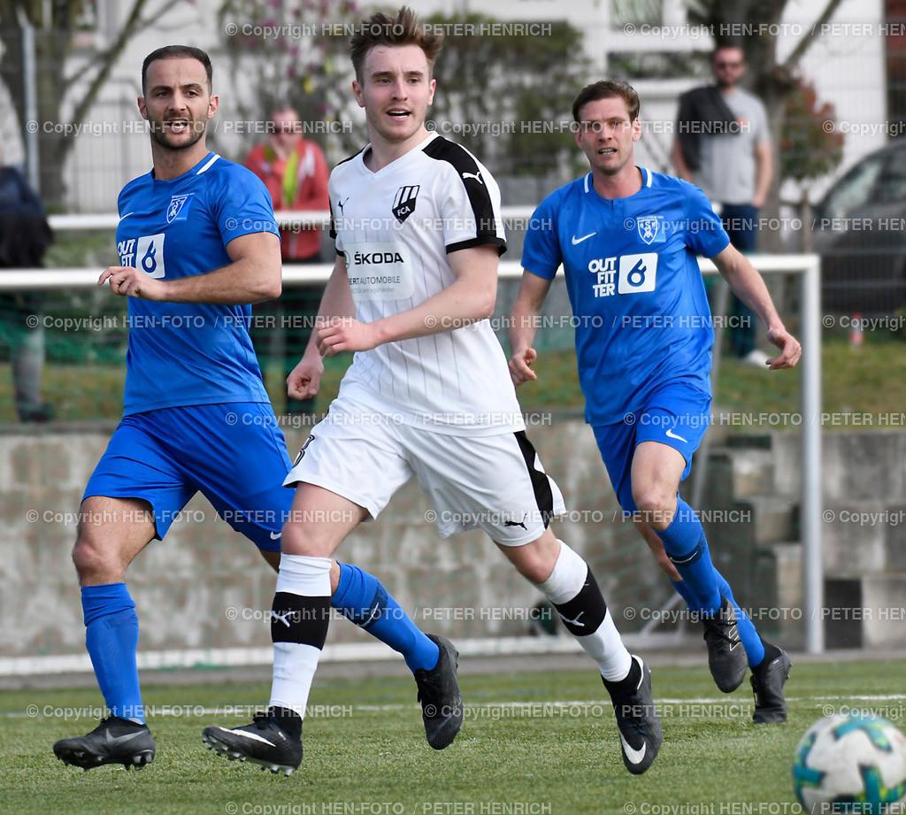 20190407 Fussball Gruppenliga FC Alsbach - SV Münster (2:1) copyright HEN-FOTO (Peter Henrich) | 20190407 Fussball Gruppenliga FC Alsbach - SV Münster (2:1) Mi 8 Johannes Wolff (A) copyright HEN-FOTO (Peter Henrich)