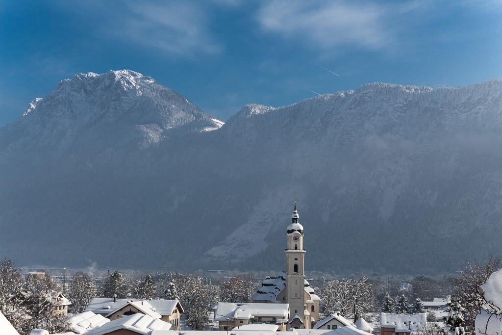 Winter in Kiefersfelden