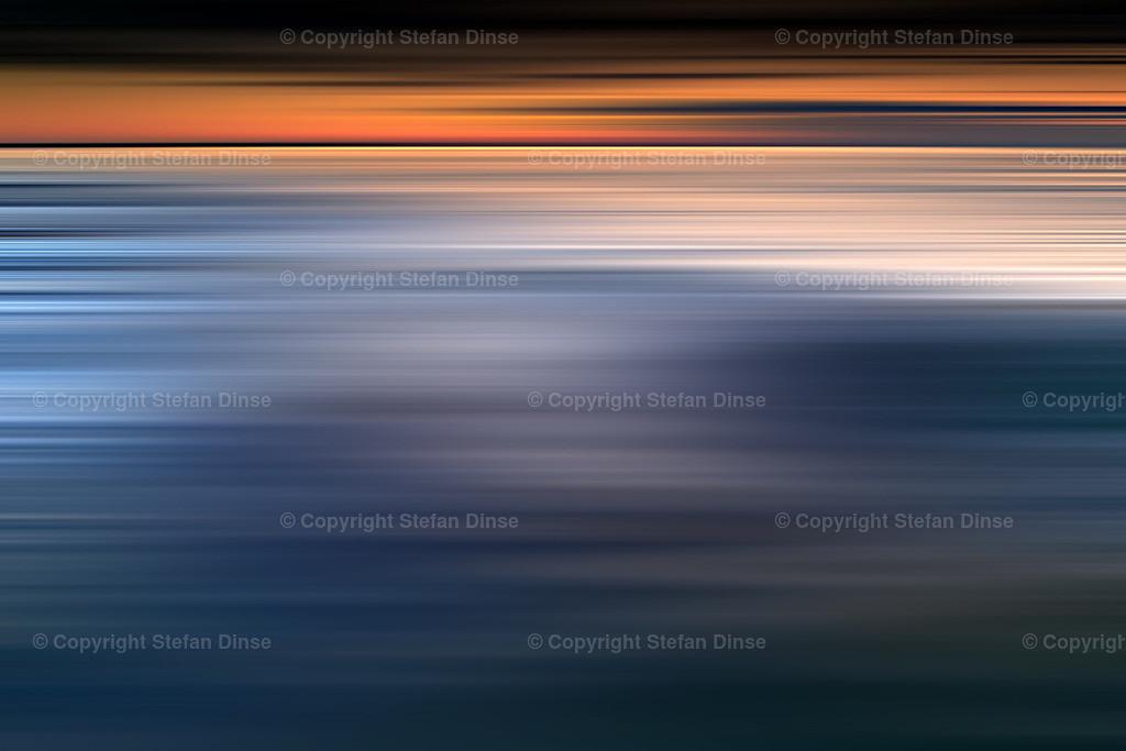 longexposure baltic boulder seascape after sunset   longexposure baltic boulder seascape after sunset