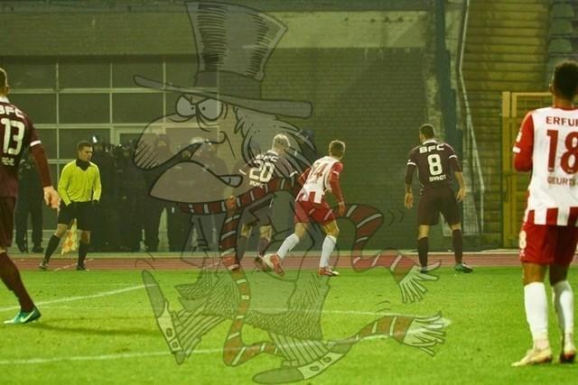 BFC Dynamo vs. FC Rot-Weiß Erfurt 161