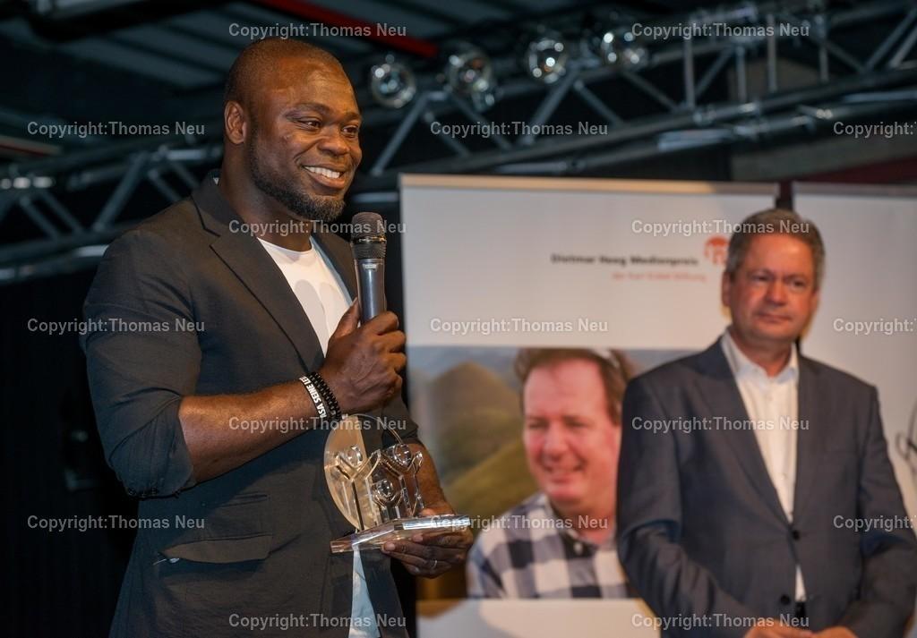 DSC_6914 | Bensheim, Musiktheater Rex,Verleihung des Karl Kübel Preises 2018 (an Gerald Asamoah) und des Dietmar Heeg Medienpreises. , Bild: Thomas Neu
