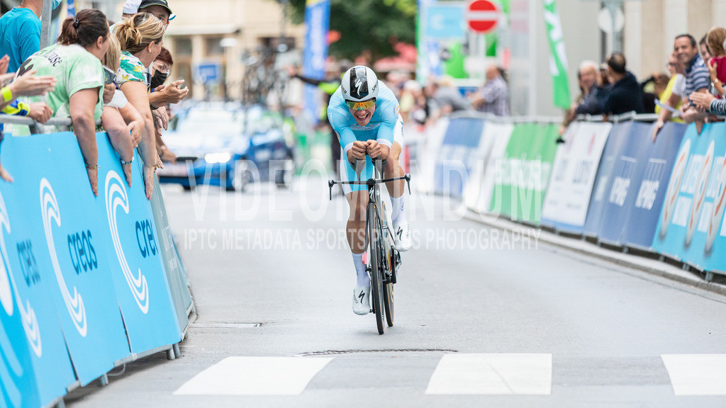 81st Skoda-Tour de Luxembourg 2021 | 81st Skoda-Tour de Luxembourg 2021, Stage 4 ITT Dudelange - Dudelange; Dudelange, 17.09.2021: ALMEIDA João (Deceuninck - Quick Step, 31)