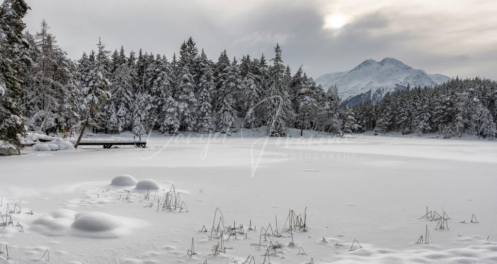 Möserer See | Traumhafter Winter am Möserer See