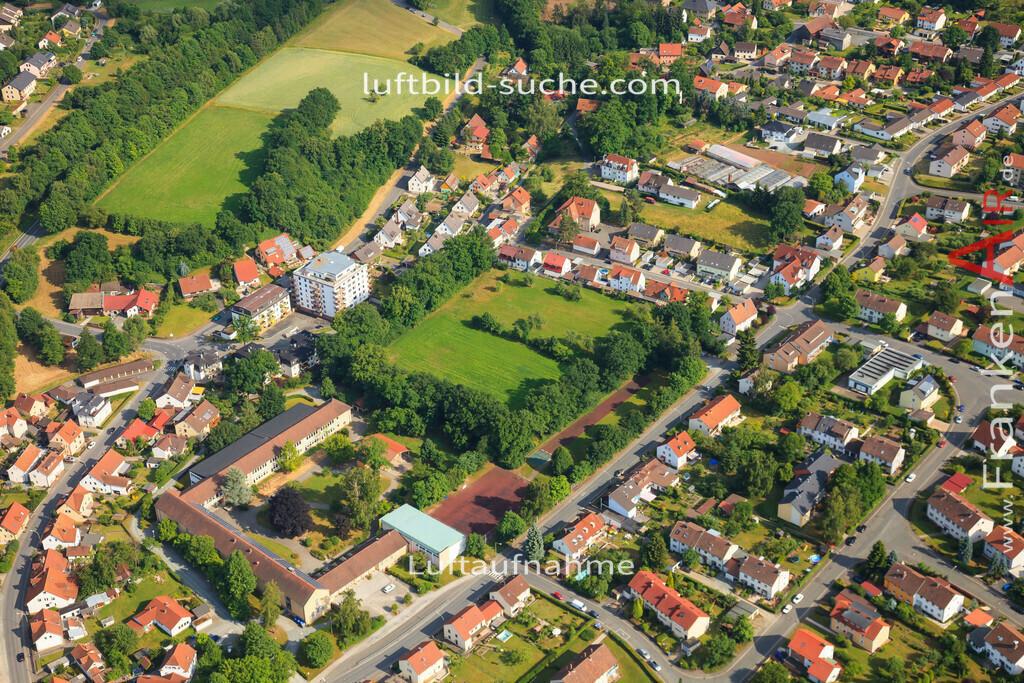 mangersreuth-kulmbach-2014-3081 | Luftbild von Mangersreuth Kulmbach - Luftaufnahme wurde 2014 von https://frankenair.de mittels Flugzeug (keine Drohne) erstellt - die Geschenkidee