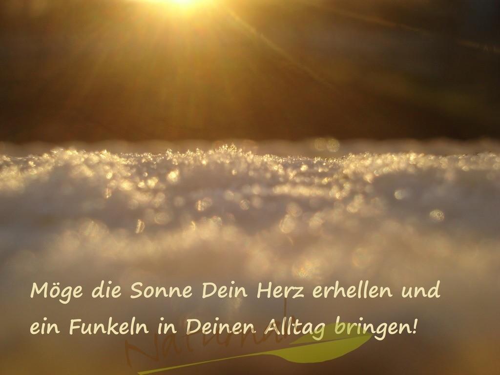 Schneefunkeln | Wünsche für jemanden, dem mehr Licht und Glitzer im Alltag gut tut.