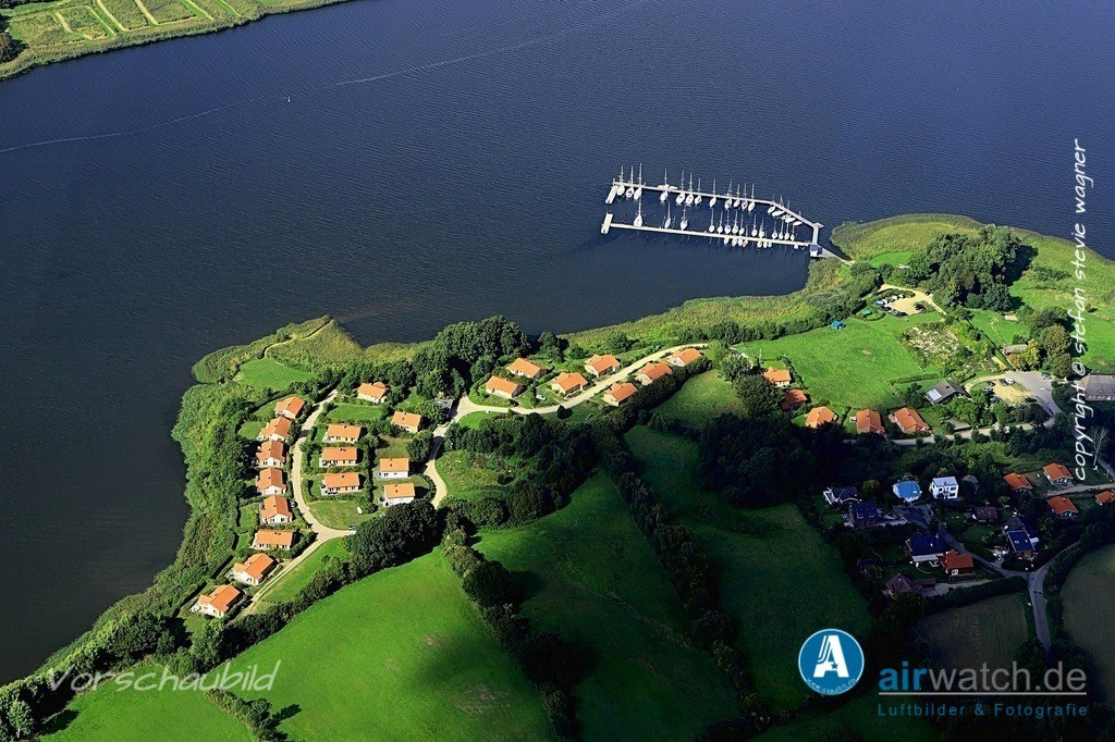 Borgwedel, Marina Huelsen, Sportboothafen, Ferienhäuser an der Schlei | Borgwedel, Marina Huelsen, Sportboothafen • max. 6240 x 4160 pix