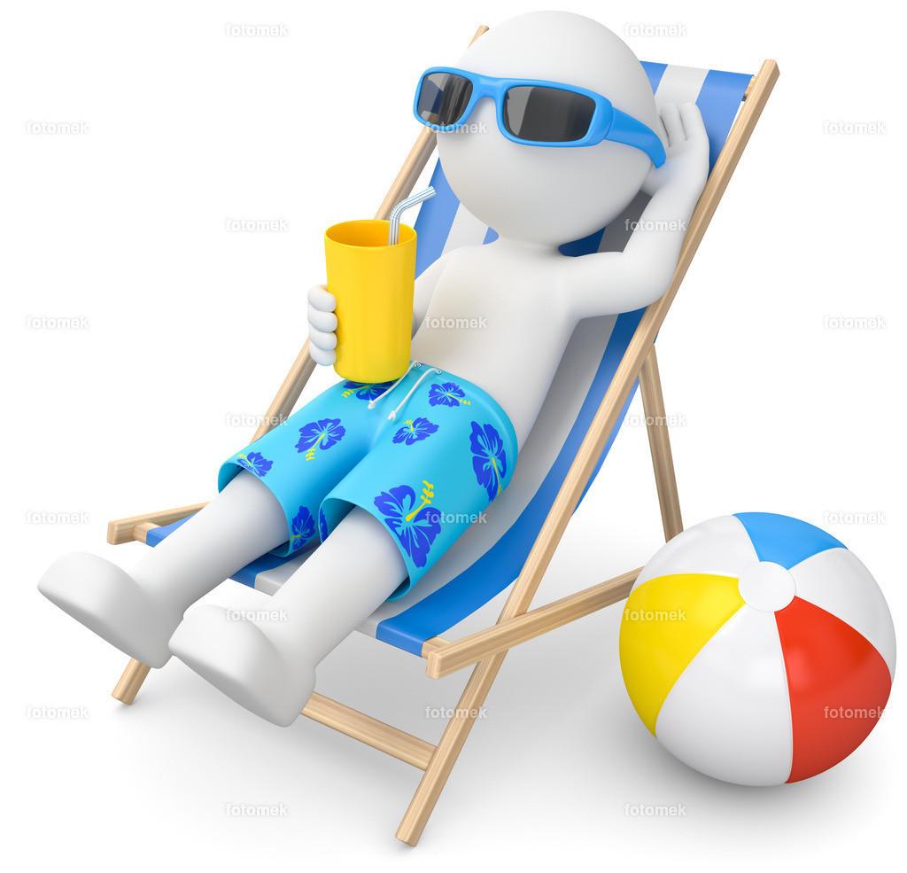 Urlaub entspannen