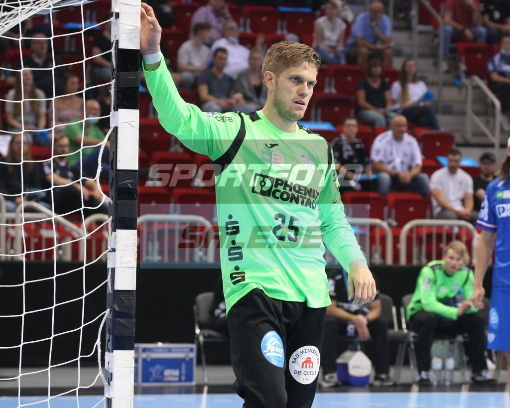 Handball Supercup   Peter Johannesson - © by K-Media-Sports / Sportfoto-Sale.de