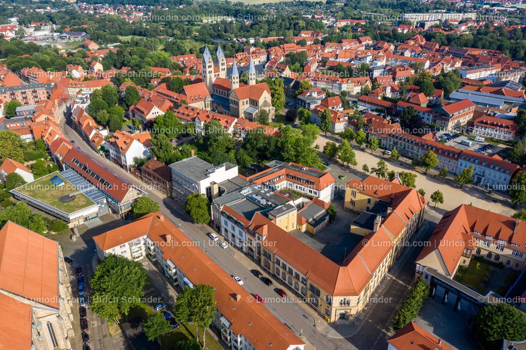 10049-50510 - Halberstadt von oben