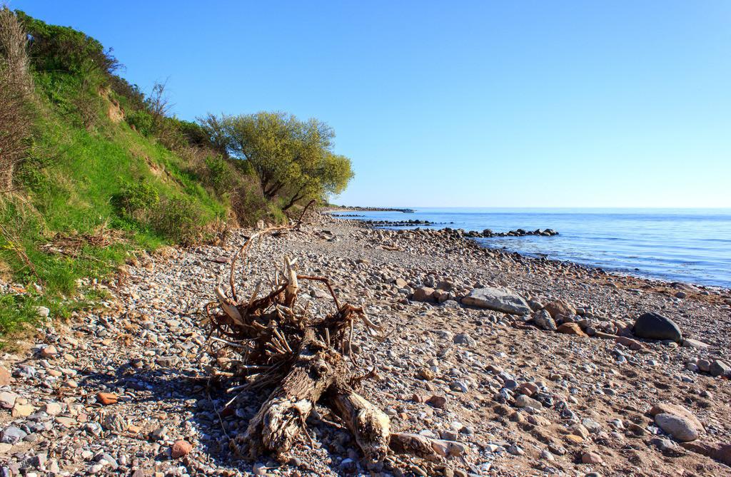 Frühling an der Ostsee | Naturstrand in Kleinwaabs