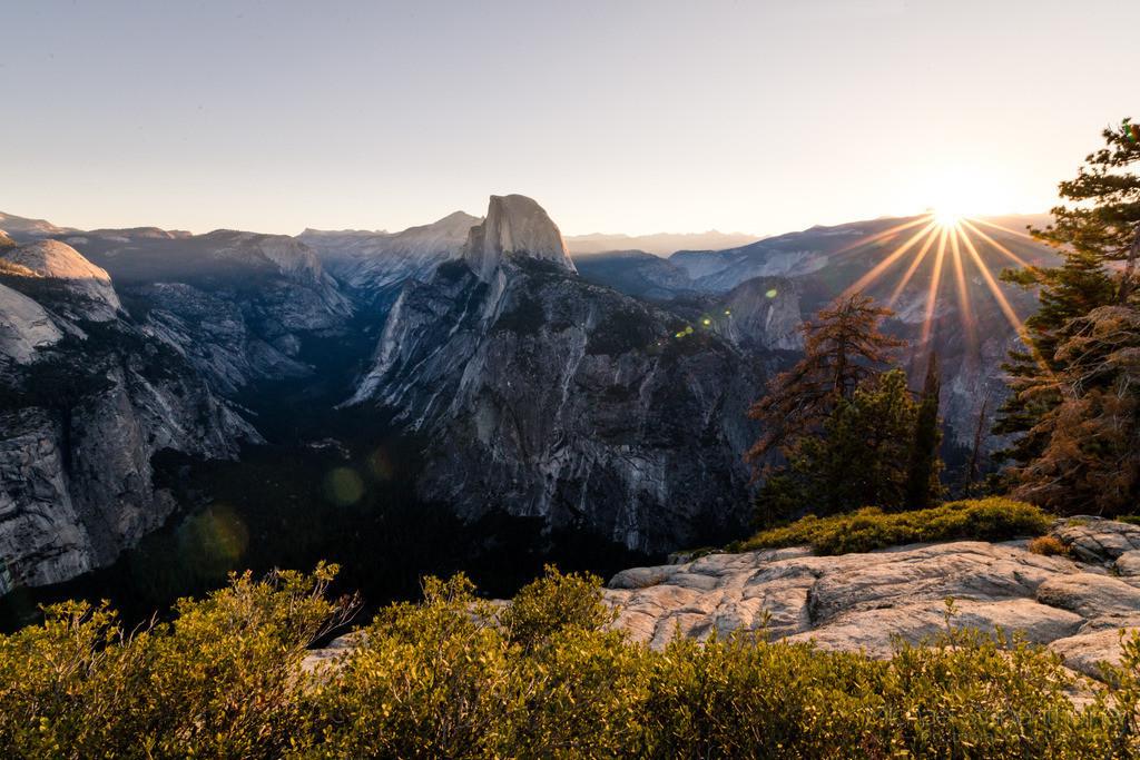 USA | Yosemite National Park - Half Dome, El Capitan